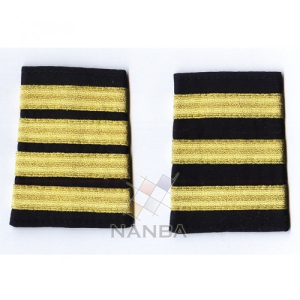 Pilot Epaulette Shoulders