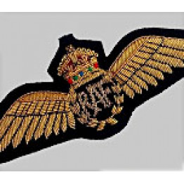 Pilot Bullion Wings/Badges