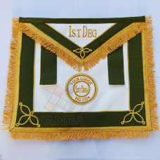RAOB 1st Degree Apron