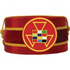 Royal Arch Cap Grand Past Priest Cap