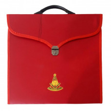 Masonic Past Master Red Cases II MM/WM and Provincial Full Dress