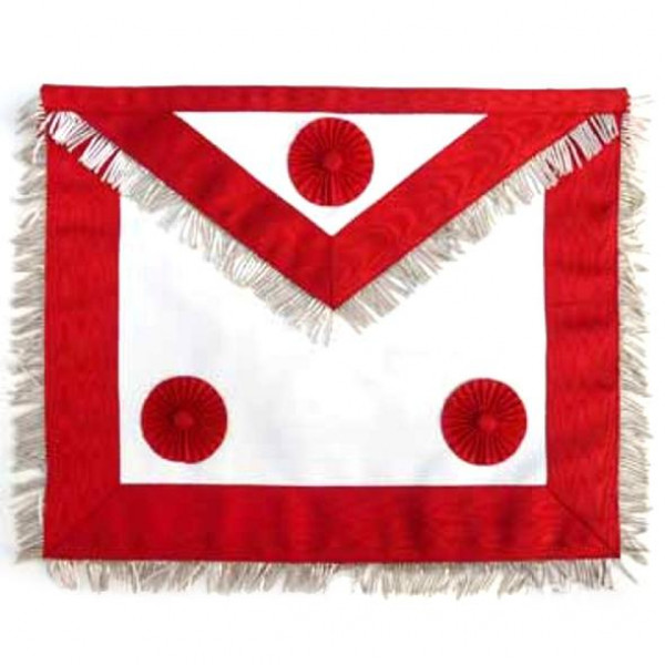 Masonic Scottish Rite AASR Honor Master Leather Apron