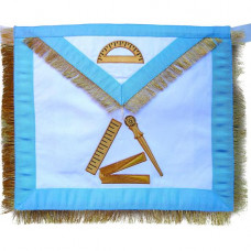 Masonic Fraternal Scottish Rite Apron 12th Degree