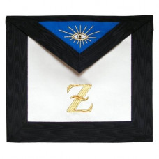 Masonic Apron Scottish Rite Leather AASR 4th Degree