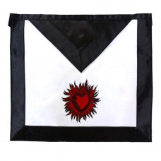 Masonic Scottish Rite Masonic Apron AASR 11th Degree