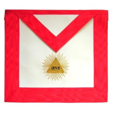 Masonic Scottish Rite Apron AASR 13th Degree