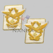 Luftwaffe Embroidered Collar Tab