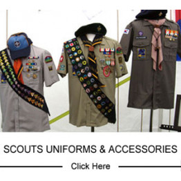 Scouts Uniforms & Accessories