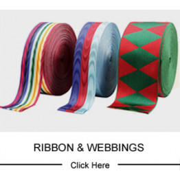 Ribbons & Webbings