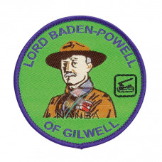 Lord Baden-Powell of Gilwill Badges