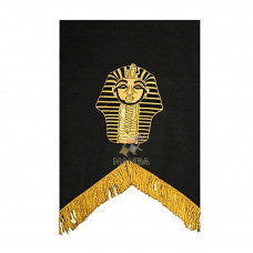 BULLION EMBROIDERED GREEK BANNERS