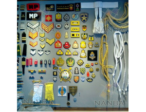 Uniform Accessories and Accouterments 011