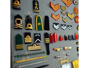 Uniform Accessories and Accouterments 005