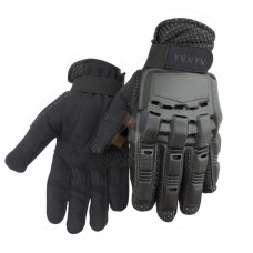 Plastic Padded Tactical Gloves