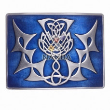 Highland Thistle Antique Buckle