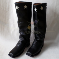 ACW Long Boots with star logo