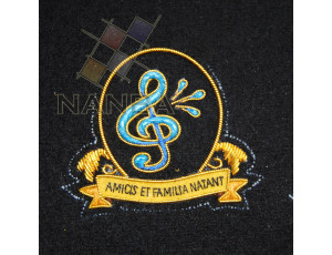Embroidery Badges 011