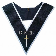 Masonic Officer collar ASSR 30th degree CKH  Grand Guard of the Camps