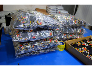 Packing of Badges