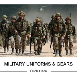 Military Uniform And Gear