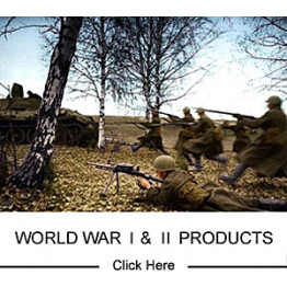 World War 1 and 11 Products
