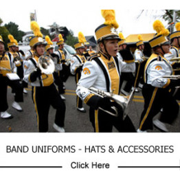 Band Uniforms - Hats - Accessories
